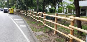 Staccionate in legno a Treviso e Belluno